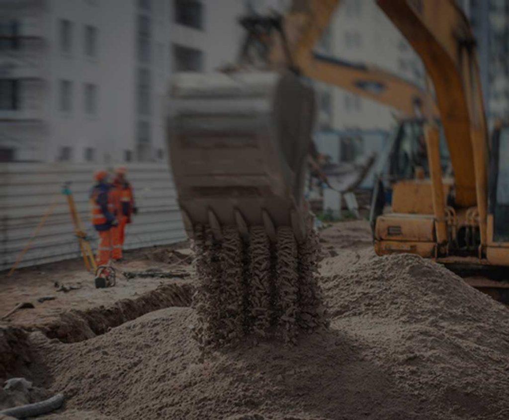 Gulf Breeze land management services heavy construction